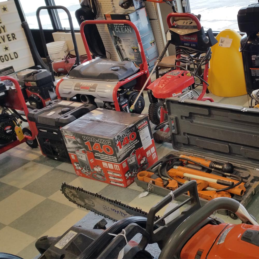 large power tools and equipment for sale