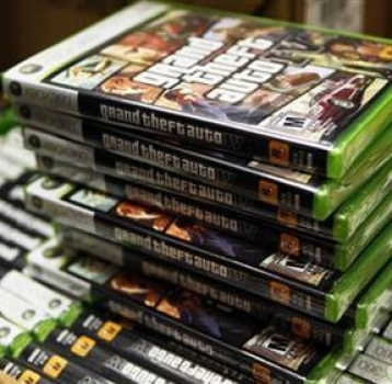 Grand Theft Auto Video Game For XBox